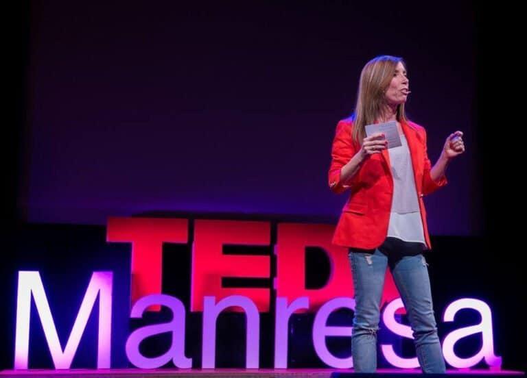 TEDx Manresa - Míriam Tirado