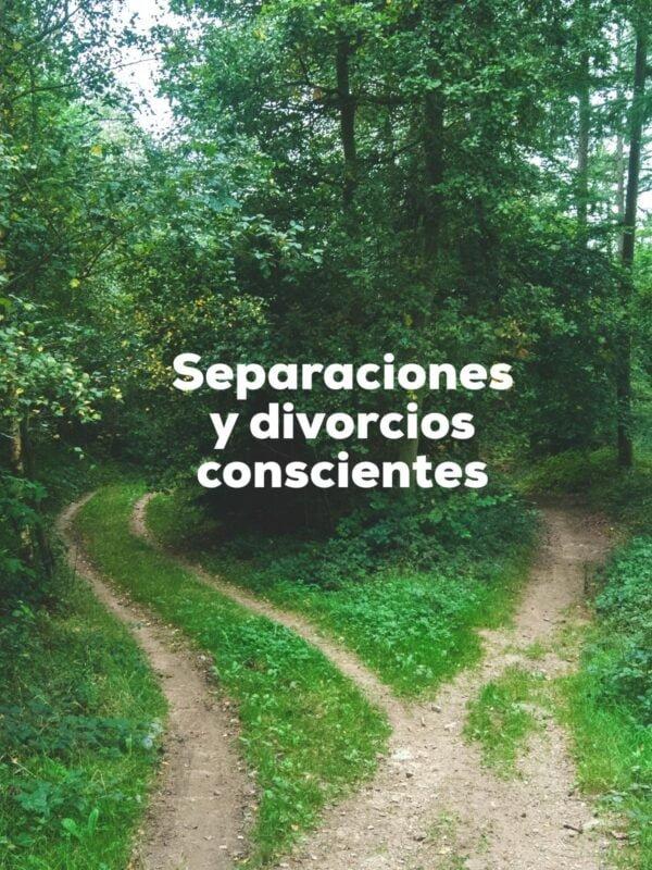 Separaciones y divorcios conscientes