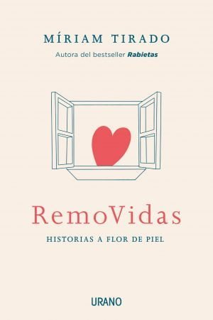 Libro RemoVidas - Míriam Tirado