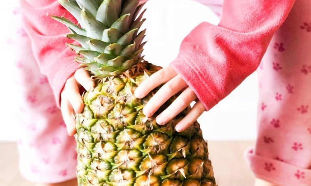 Como conseguir que tu hijo/a coma fruta
